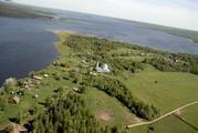 Земельный участок на озере Стерж,  Пено,  Вселуг