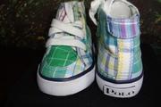 Продам детскую обувь кеды,  размер 19,  фирма Polo, из США