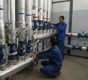 Промывка систем отопления.Горелки котлов,  в т.ч. РМГ-1