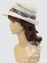 Шляпы оптом от торгового дома  ZHIRROM