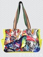 Сумки,  рюкзаки  из Индии оптом от торгового дома  ZHIRROM