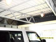 Изготовление гаражей