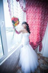 Продам свадебное платье Русалочка