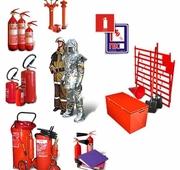 Гидранты,  колонки, шкафы.Противопожарное оборудование и средства тушени