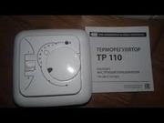 Новый терморегулятор ТР110